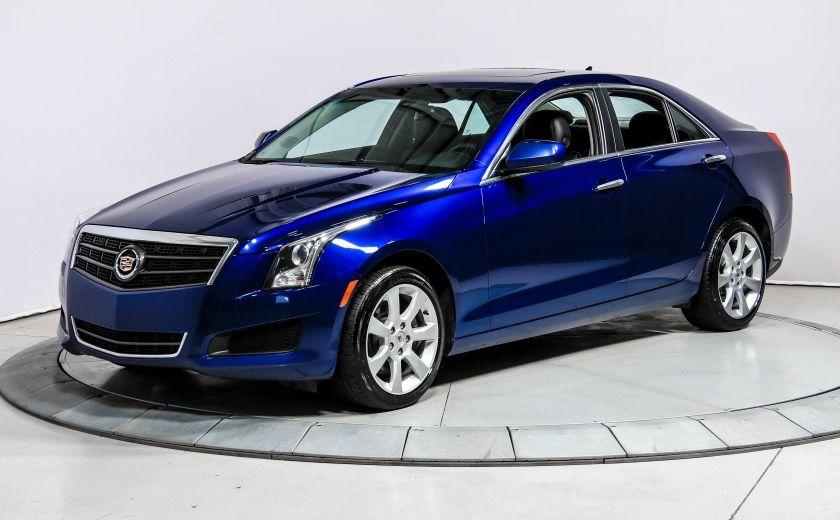 2014 Cadillac ATS AWD A/C CUIR TOIT MAGS #2
