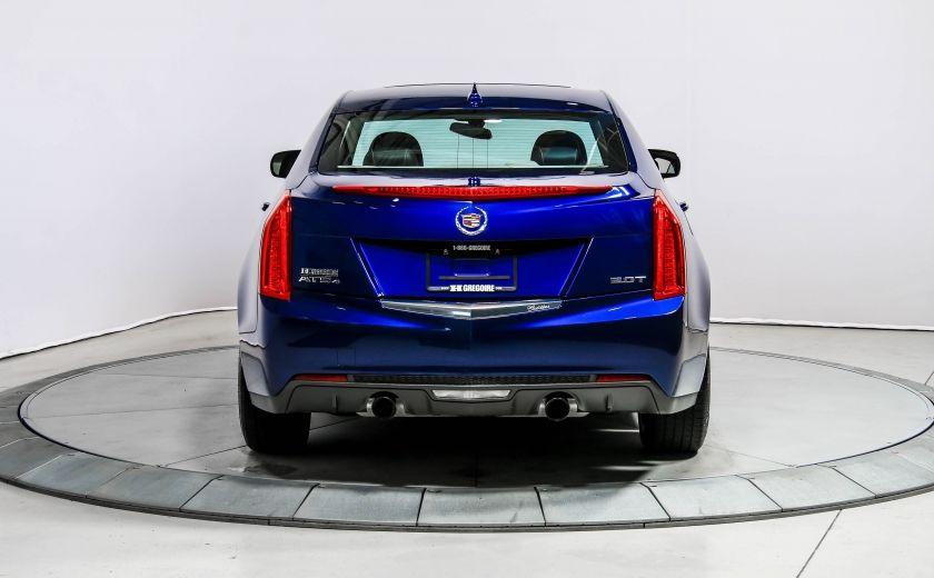 2014 Cadillac ATS AWD A/C CUIR TOIT MAGS #5
