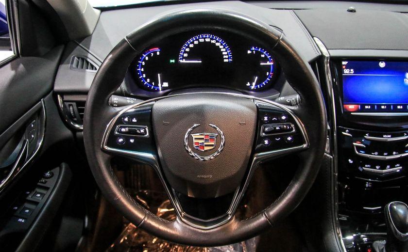 2014 Cadillac ATS AWD A/C CUIR TOIT MAGS #15