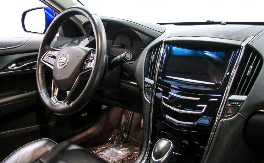 2014 Cadillac ATS AWD A/C CUIR TOIT MAGS #26