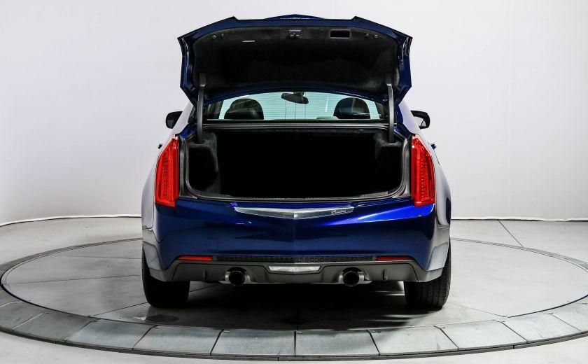 2014 Cadillac ATS AWD A/C CUIR TOIT MAGS #30