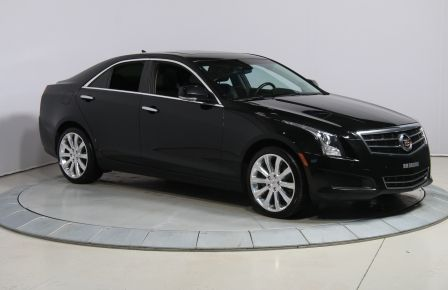 2014 Cadillac ATS Luxury AWD CUIR TOIT MAGS BLUETOOTH #0