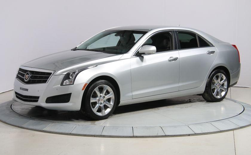 2014 Cadillac ATS Luxury AWD A/C CUIR MAGS BLUETOOTH #2
