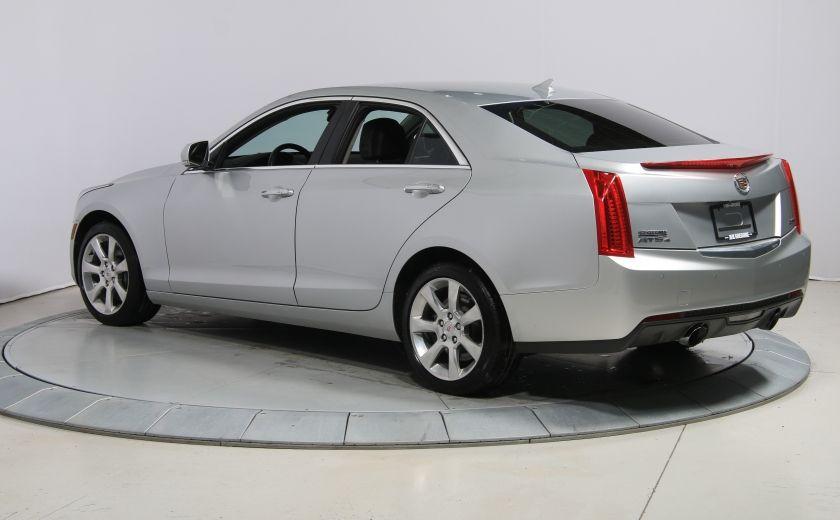 2014 Cadillac ATS Luxury AWD A/C CUIR MAGS BLUETOOTH #4