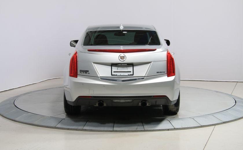 2014 Cadillac ATS Luxury AWD A/C CUIR MAGS BLUETOOTH #5