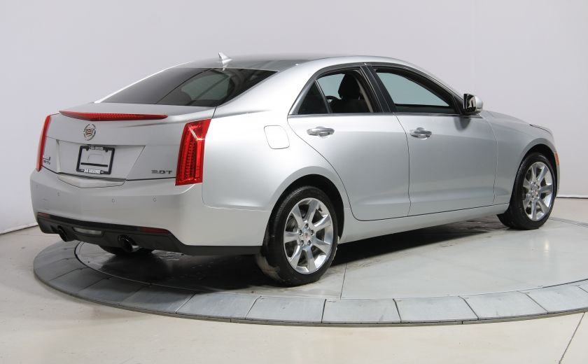 2014 Cadillac ATS Luxury AWD A/C CUIR MAGS BLUETOOTH #6