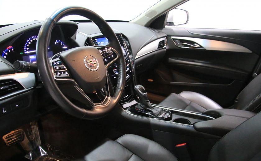 2014 Cadillac ATS Luxury AWD A/C CUIR MAGS BLUETOOTH #8
