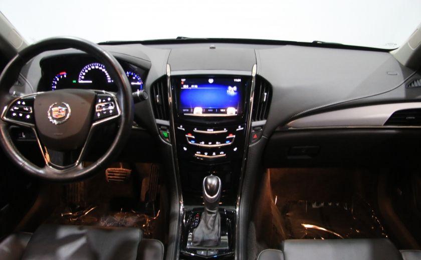 2014 Cadillac ATS Luxury AWD A/C CUIR MAGS BLUETOOTH #12