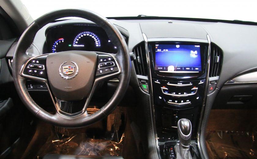 2014 Cadillac ATS Luxury AWD A/C CUIR MAGS BLUETOOTH #13