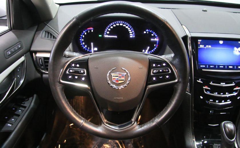 2014 Cadillac ATS Luxury AWD A/C CUIR MAGS BLUETOOTH #14