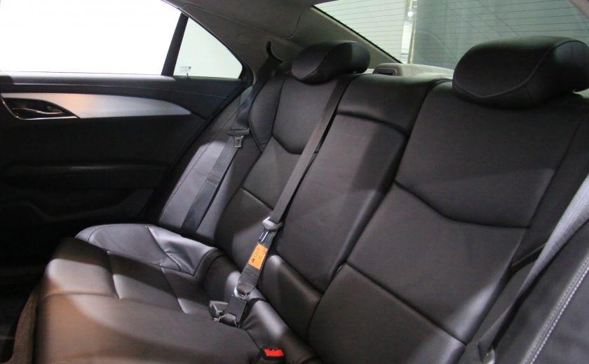 2014 Cadillac ATS Luxury AWD A/C CUIR MAGS BLUETOOTH #23
