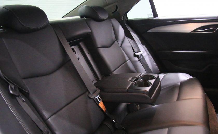 2014 Cadillac ATS Luxury AWD A/C CUIR MAGS BLUETOOTH #25