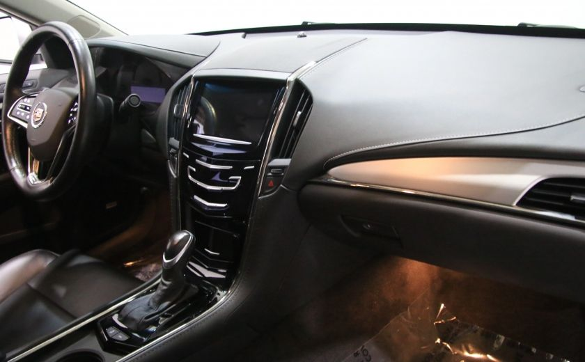 2014 Cadillac ATS Luxury AWD A/C CUIR MAGS BLUETOOTH #26