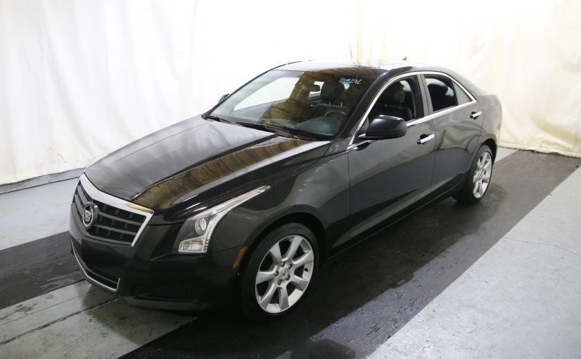 2014 Cadillac ATS AWD #2