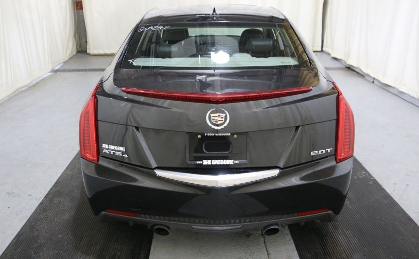 2014 Cadillac ATS AWD #4