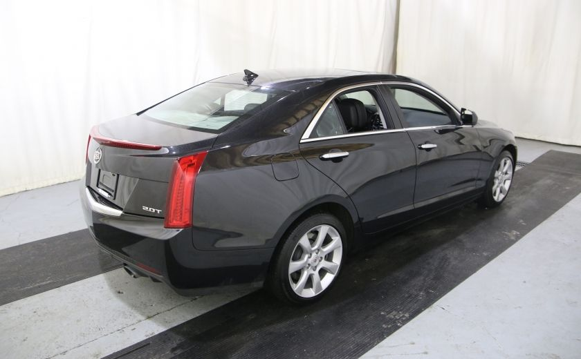 2014 Cadillac ATS AWD #5