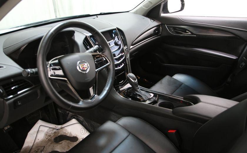 2014 Cadillac ATS AWD #9