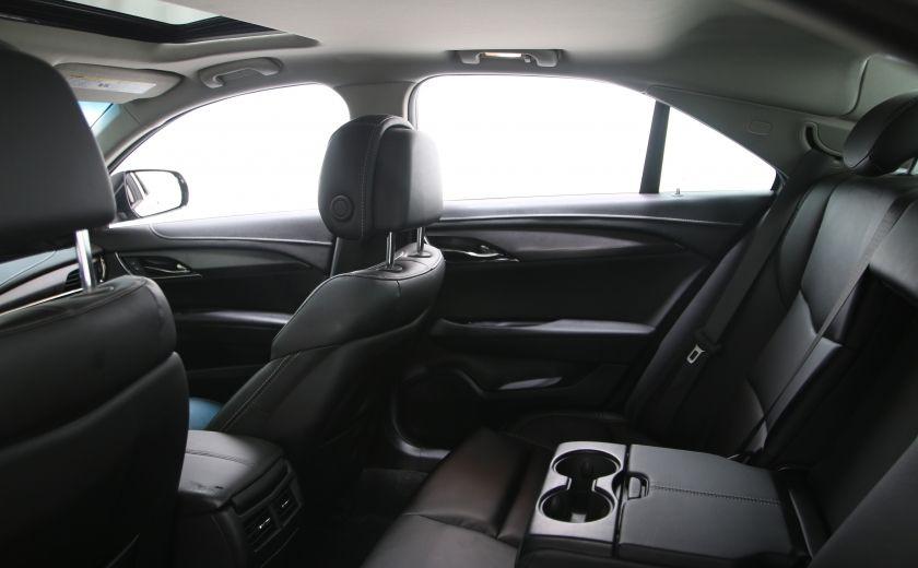 2014 Cadillac ATS AWD #14