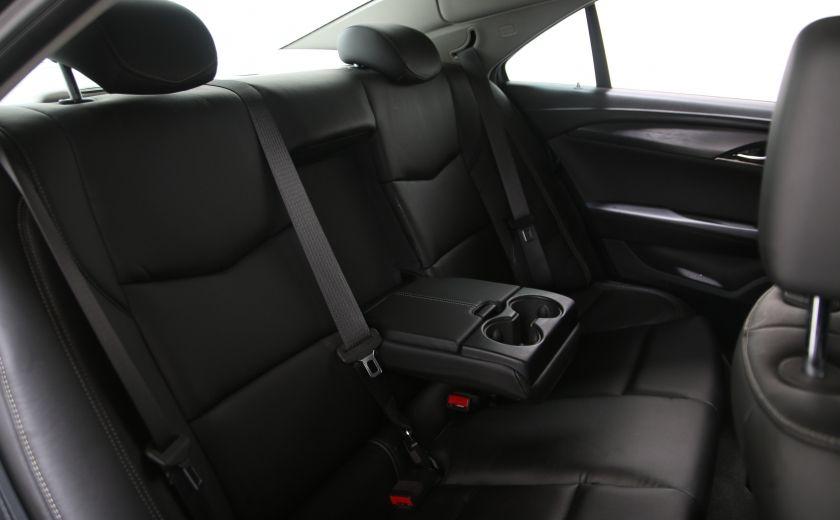 2014 Cadillac ATS AWD #17