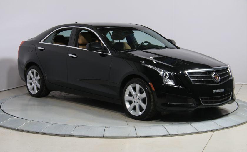 2014 Cadillac ATS AWD AUTO A/C MAGS BLUETOOTH #0