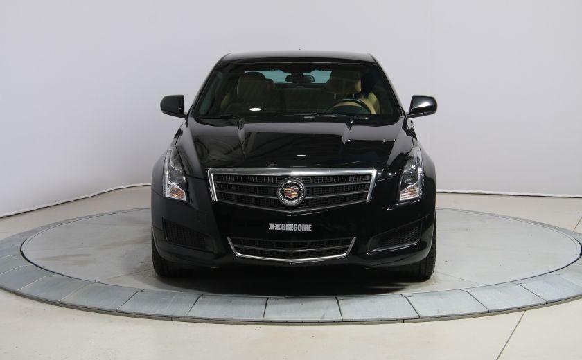 2014 Cadillac ATS AWD AUTO A/C MAGS BLUETOOTH #1