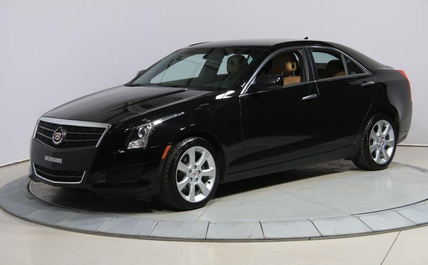 2014 Cadillac ATS AWD AUTO A/C MAGS BLUETOOTH #2