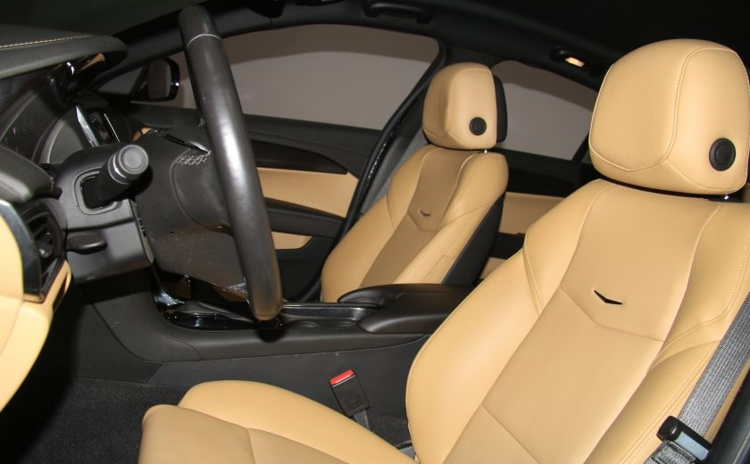 2014 Cadillac ATS AWD AUTO A/C MAGS BLUETOOTH #9