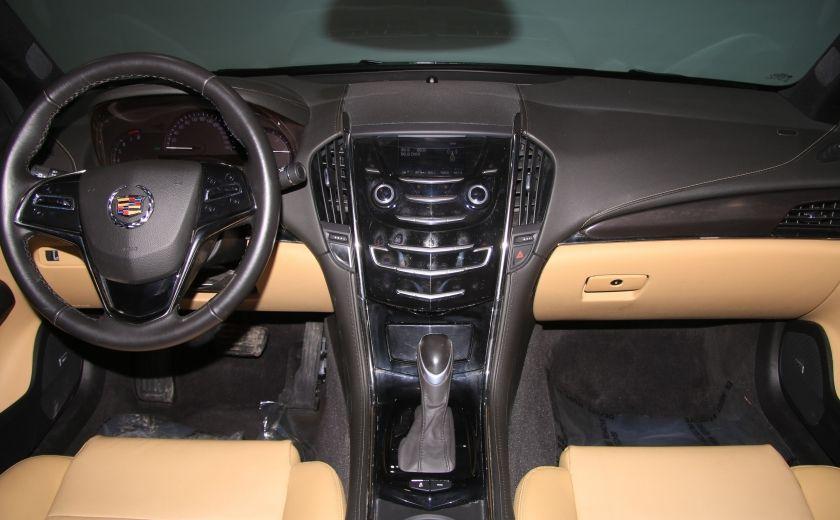 2014 Cadillac ATS AWD AUTO A/C MAGS BLUETOOTH #12