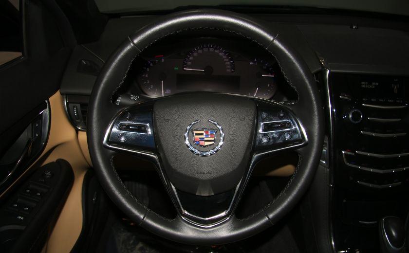 2014 Cadillac ATS AWD AUTO A/C MAGS BLUETOOTH #14