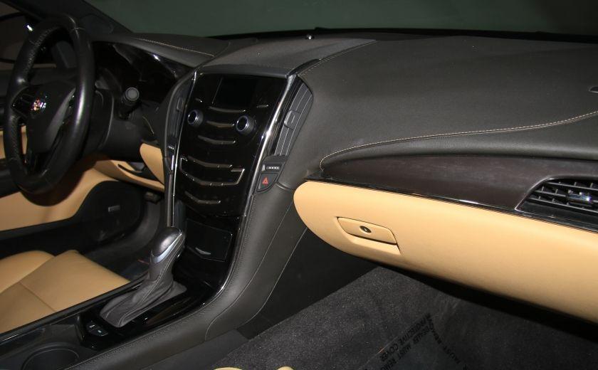 2014 Cadillac ATS AWD AUTO A/C MAGS BLUETOOTH #23