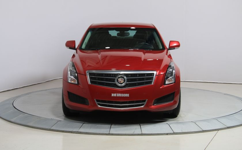 2013 Cadillac ATS Luxury AWD CUIR MAGS BLUETOOTH #1