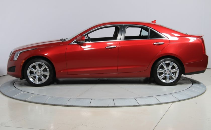 2013 Cadillac ATS Luxury AWD CUIR MAGS BLUETOOTH #3
