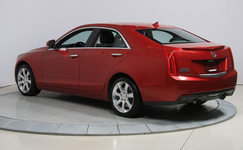 2013 Cadillac ATS Luxury AWD CUIR MAGS BLUETOOTH #4