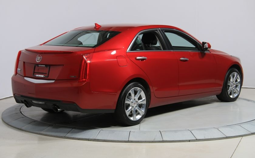 2013 Cadillac ATS Luxury AWD CUIR MAGS BLUETOOTH #6