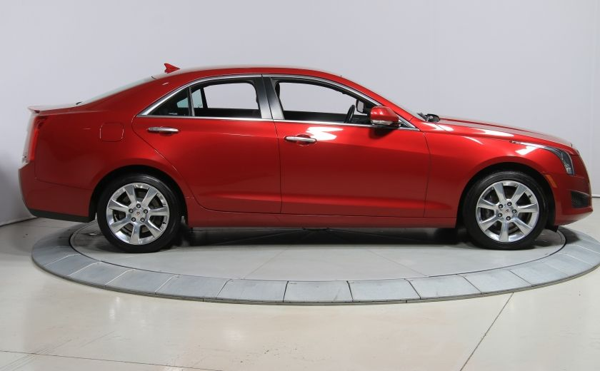 2013 Cadillac ATS Luxury AWD CUIR MAGS BLUETOOTH #7