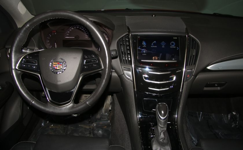 2013 Cadillac ATS Luxury AWD CUIR MAGS BLUETOOTH #13