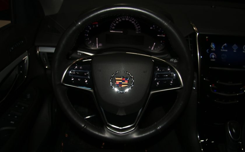 2013 Cadillac ATS Luxury AWD CUIR MAGS BLUETOOTH #14