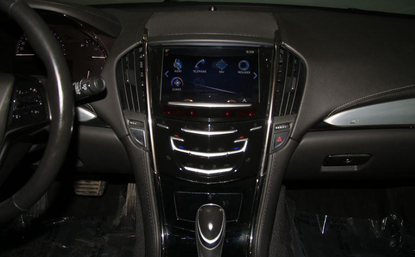 2013 Cadillac ATS Luxury AWD CUIR MAGS BLUETOOTH #15
