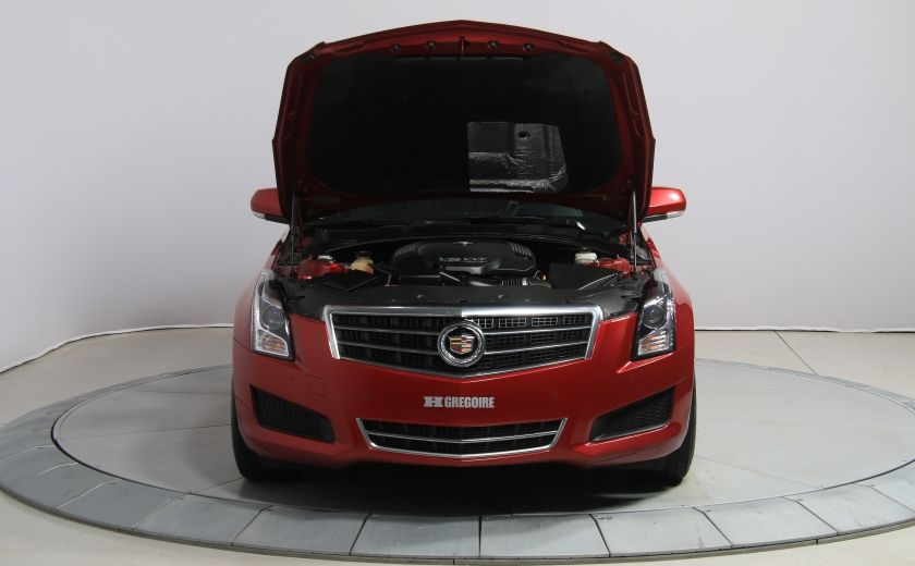 2013 Cadillac ATS Luxury AWD CUIR MAGS BLUETOOTH #29