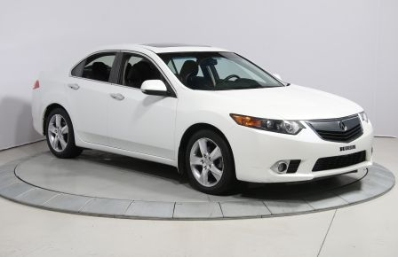 2012 Acura TSX AUTO A/C GR ELECT TOIT MAGS BLUETOOTH #0
