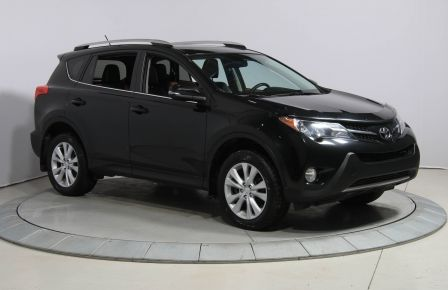 2013 Toyota Rav 4 Limited 4WD CUIR TOIT MAGS BLUETOOTH #0