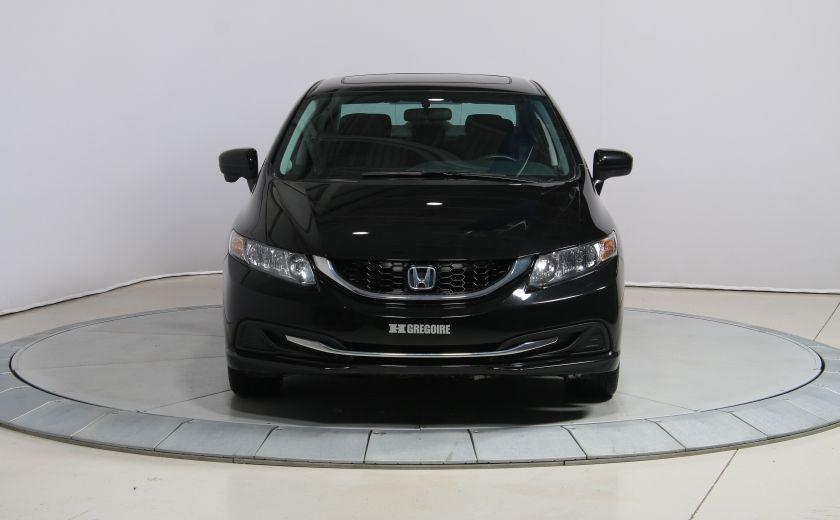 2014 Honda Civic EX A/C GR ELECT TOIT MAGS BLUETOOTH #1