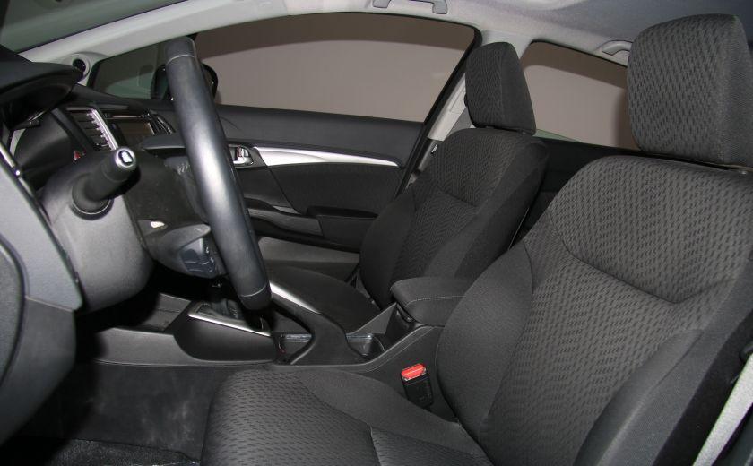 2014 Honda Civic EX A/C GR ELECT TOIT MAGS BLUETOOTH #9
