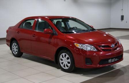 2013 Toyota Corolla CE A/C #0
