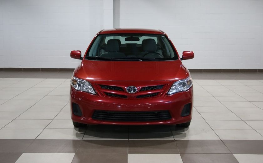 2013 Toyota Corolla CE A/C #1