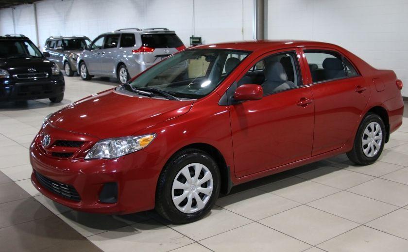 2013 Toyota Corolla CE A/C #2