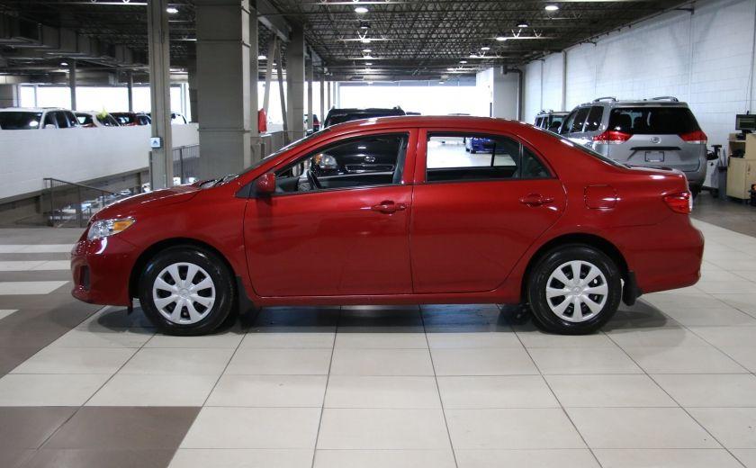 2013 Toyota Corolla CE A/C #3