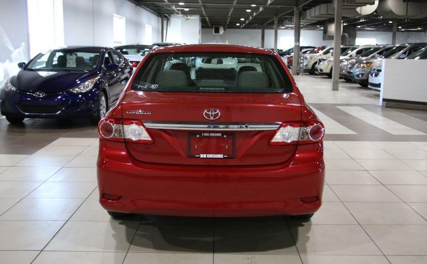 2013 Toyota Corolla CE A/C #5