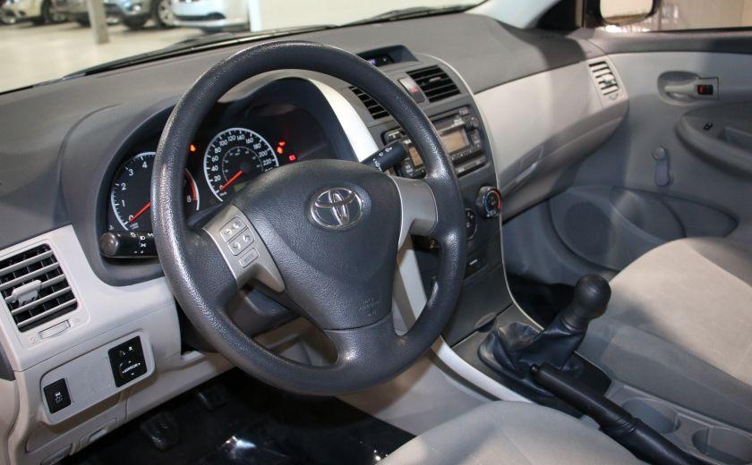 2013 Toyota Corolla CE A/C #8
