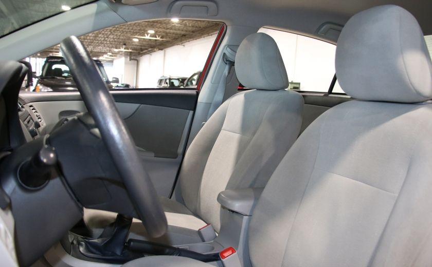 2013 Toyota Corolla CE A/C #9